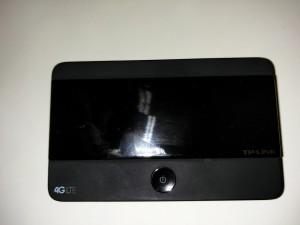 TP Link M7350 4G LTE Hotspot - Ansicht