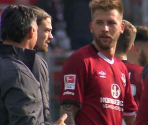 Erfolglos in Stuttgart: Guido Burgstaller traf diesmal nicht